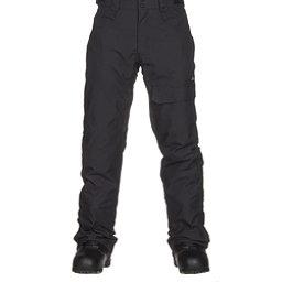 Oakley Whiteroom BioZone Mens Snowboard Pants, Jet Black, 256