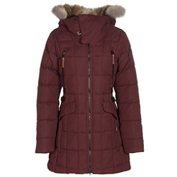 Sorel Womens Conquest Carly Parka, Elderberry, 256