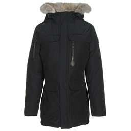Sorel Womens Caribou Parka, Black, 256