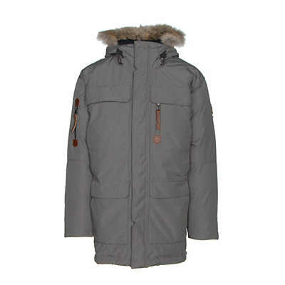 Sorel Mens Caribou Parka, Quarry, viewer