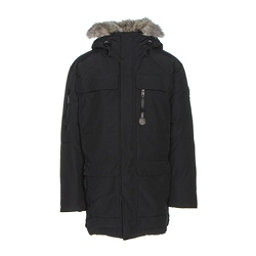 Sorel Mens Caribou Parka, Black, 256