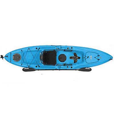 Hobie Mirage Outback Kayak 2017, Caribbean Blue, viewer