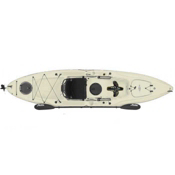 Hobie Mirage Outback Kayak 2017, Ivory Dune, medium