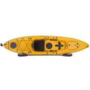 Hobie Mirage Outback Kayak 2017, Papaya, medium
