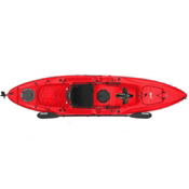 Hobie Mirage Outback Kayak 2017, Hibiscus, medium