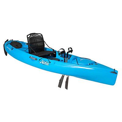 Hobie Mirage Revolution 11 Kayak 2017, Caribbean Blue, viewer
