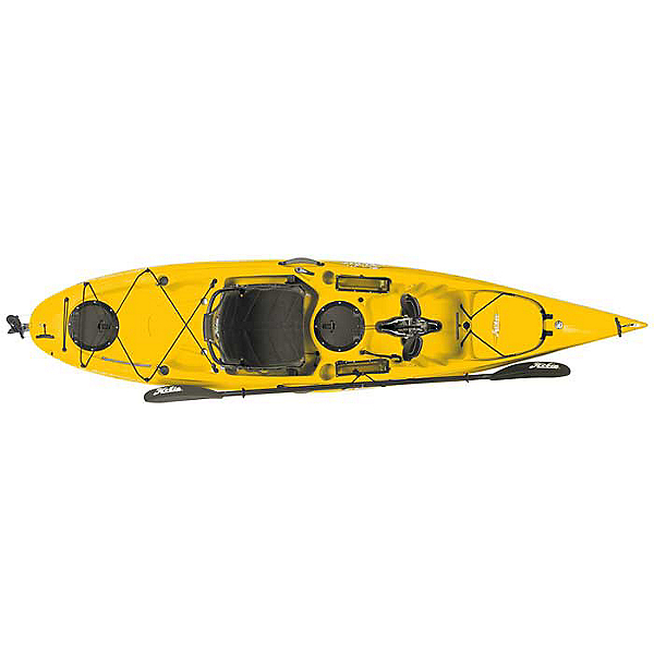 Hobie Mirage Revolution 11 Kayak 2017, Papaya, 600