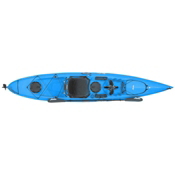Hobie Mirage Revolution 13 Kayak 2017, Caribbean Blue, medium