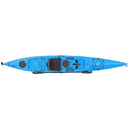 Hobie Mirage Revolution 16 Kayak 2017, Caribbean Blue, 256