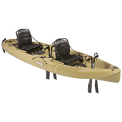 Hobie Mirage Outfitter Kayak 2017, Olive, viewer