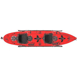Hobie Mirage Outfitter Kayak 2017, Hibiscus, 256