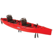 Hobie Mirage Oasis Kayak 2017, Hibiscus, medium
