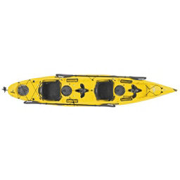 Hobie Mirage Oasis Kayak 2017, Papaya, 256