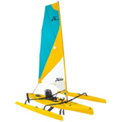 Hobie Mirage Adventure Island Kayak 2017, Papaya, medium