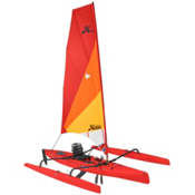 Hobie Mirage Adventure Island Kayak 2017, Hibiscus, medium