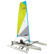 Hobie Mirage Adventure Island Kayak 2017, Ivory Dune, medium