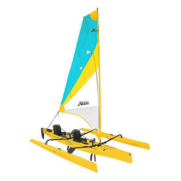 Hobie Mirage Tandem Island Kayak 2017, Papaya, 600