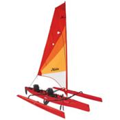 Hobie Mirage Tandem Island Kayak 2017, Hibiscus, medium