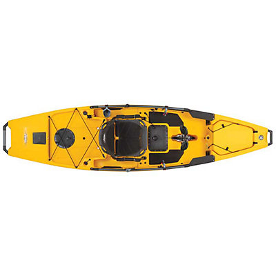 Hobie Mirage Pro Angler 12 Kayak 2017, Papaya, viewer