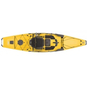 Hobie Mirage Pro Angler 14 Kayak 2017, Papaya, medium