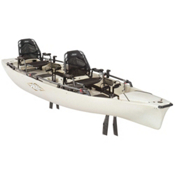 Hobie Mirage Pro Angler 17 Kayak 2017, Ivory Dune, medium