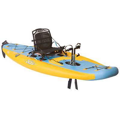 Hobie Mirage i11S Kayak 2017, Mango-Slate, viewer