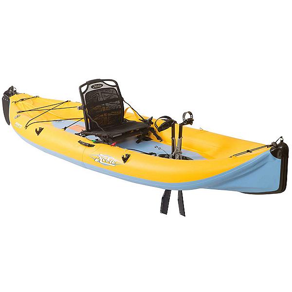 Hobie Mirage i12S Kayak 2017, Mango-Slate, 600
