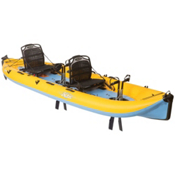 Hobie Mirage i14T Kayak 2017, Mango-Slate, medium