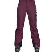 Columbia Bugaboo Omni-Heat Short Womens Ski Pants, Purple Dahlia, medium