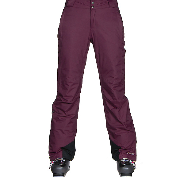 Columbia Bugaboo Omni-Heat Short Womens Ski Pants, , 600