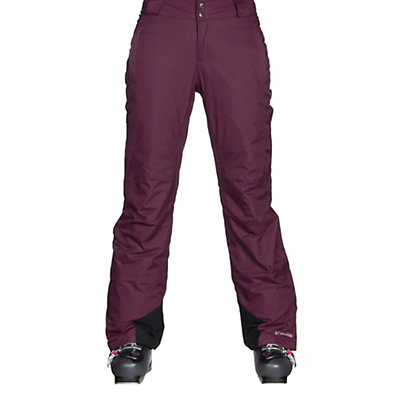 Columbia Bugaboo Omni-Heat Short Womens Ski Pants, , viewer