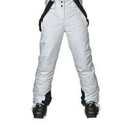 KJUS Silica Girls Ski Pants, White, 256