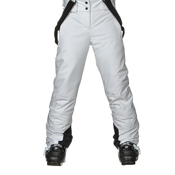 KJUS Silica Girls Ski Pants, White, 600