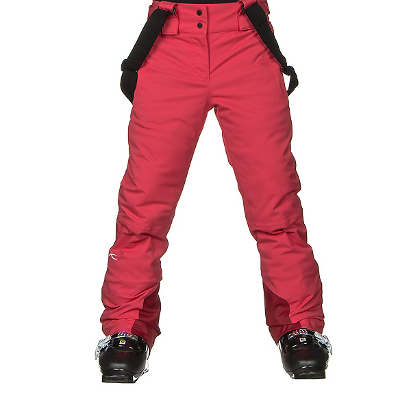 KJUS Silicia Girls Ski Pants, Geranium, 600