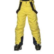 KJUS Vector Boys Ski Pants, Buttercup, medium