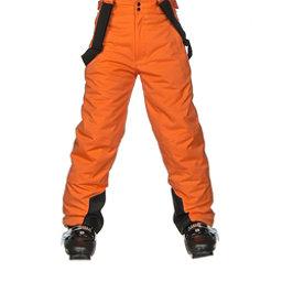 KJUS Vector Boys Ski Pants, Kjus Orange, 256