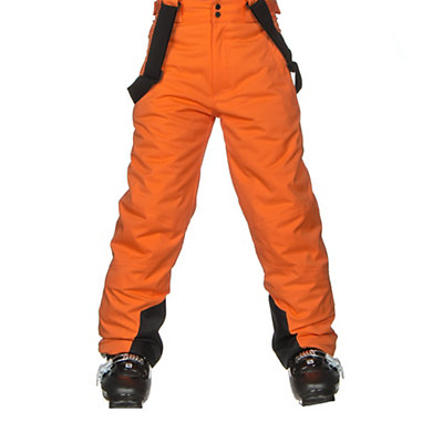 KJUS Vector Boys Ski Pants, Kjus Orange, viewer