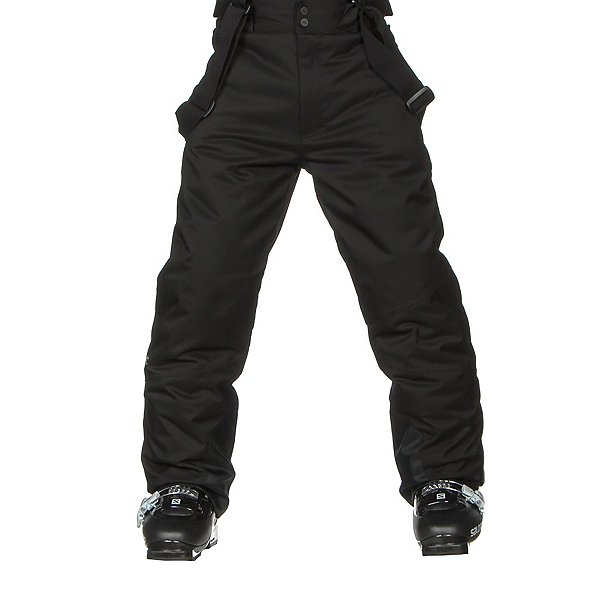 KJUS Vector Boys Ski Pants, Black, 600