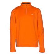 KJUS Charger Half Zip Boys, Kjus Orange, medium