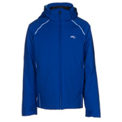 KJUS Formula Boys Ski Jacket, Alaska Blue-Marine, medium