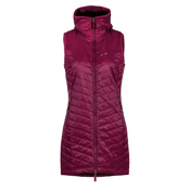 SKHOOP The Debbie Womens Vest, Beet Red, medium
