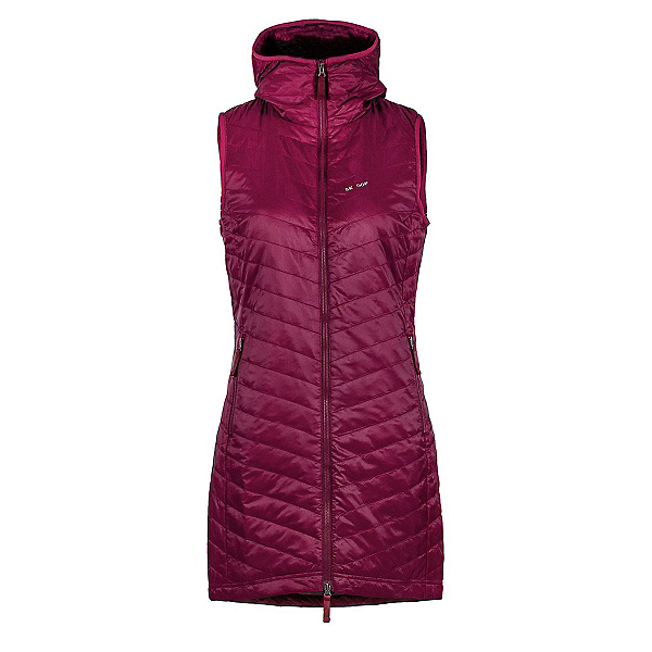 SKHOOP The Debbie Womens Vest, Beet Red, 600