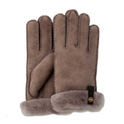 UGG Tenney Womens Gloves, Stormy Grey, medium