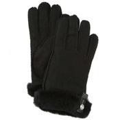 UGG Tenney Womens Gloves, Black, medium