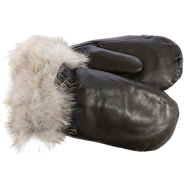 UGG Leather Womens Mitten, , 600