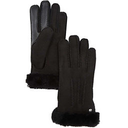 UGG Carter Touch Womens Gloves, Black, 256