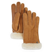 UGG Carter Touch Womens Gloves, Chestnut, medium