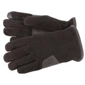 UGG Suede Touch Mens Gloves, Brown, medium