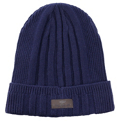 UGG Ribbed Cuff Mens Hat, Navy, medium