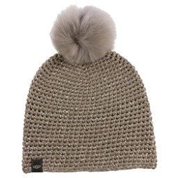 UGG Crochet Beanie, Stormy Grey Heather, 256